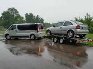 Tractari Auto cu platforma auto iasi